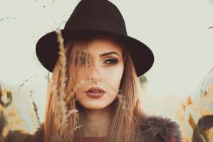 Problemy z cerą i włosami